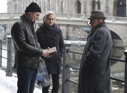 Unknown - EXCLUSIVE! Liam Neeson and Diane Kruger in Unknown - Liam Neeson - January Jones - Diane Kruger - Unknown - Trailer - Marie Claire - Marie Claire UK