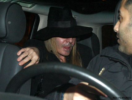 John Galliano - John Galliano to face trial over anti-semitic remarks - Galliano - John Galliano - Dior - Natalie Portman - Celebrity News - Marie Claire - Marie Claire UK