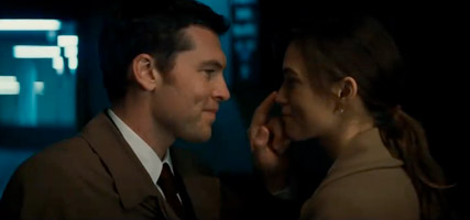 Sam Worthington and Keira Knightley - First, look, Last Night, film, trailer, watch, see, love, story, betrayal, Marie Claire