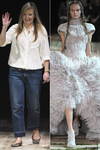 Sarah Burton - McQueen to design Kate Middleton?s wedding dress?  - Kate Middleton - Kate Middleton Wedding Dress - Kate Middleton Alexander McQueen - Mcqueen - Sarah Burton - Celebrity News - Marie Claire - Marie Claire  UK