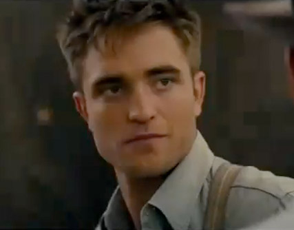 Robert Pattinson - Robert Pattinson Reese Witherspoon - Robert Pattinson Water for Elephants - Water for Elephants - Water for Elephants trailer - Trailer - New Trailer - Marie Claire - Marie Claire UK