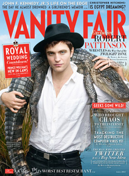Robert Pattinson - Robert Pattinson talks Kristen Stewart and coping with Twilight fans - Robert Pattinson Vanity Fair - Vanity Fair - Kristen Stewart - Vanity Fair Cover - Cover - Robert Pattinson Kristen Stewart - Rob Pattinson - Pattinson - Breaking Da