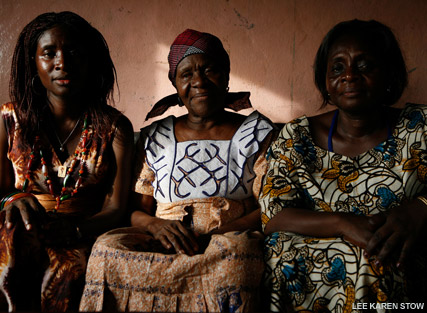Sierra Leone - Marie Claire - Marie Claire UK