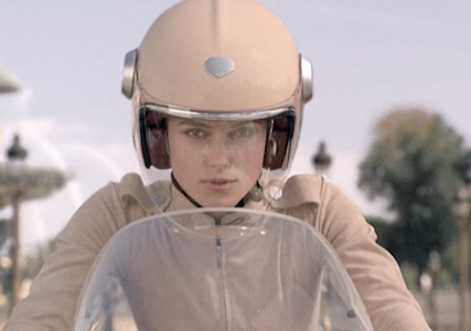 Keira Knightley Chanel Coco Mademoiselle advertising film - watch