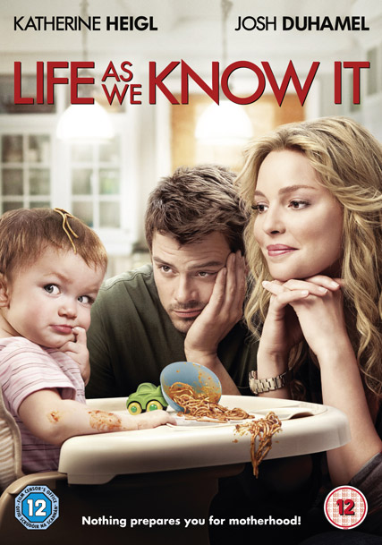 Life as We Know It DVD - Twitter, comp, Marie Claire
