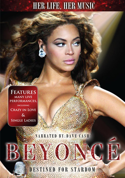Beyonce - Beyonce: Destined For Stardom - Twitter - Twitter Competition - Marie Claire - Marie Claire UK