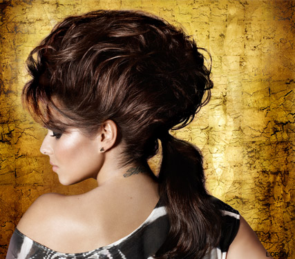 Cheryl Cole - PICS! Cheryl Cole?s voluminous new ?do - Cheryl Cole Hair - Cheryl Cole L