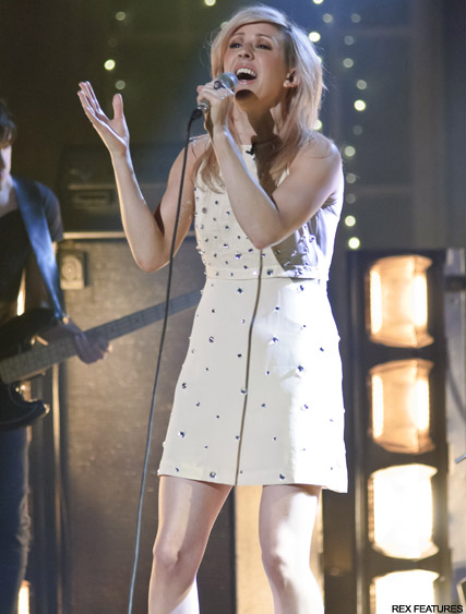 Ellie Goulding - Ellie Goulding invited to play at Royal Wedding reception - Royal Wedding - Prince William - Kate Middleton - William and Kate - Marie Claire - Marie Claire UK
