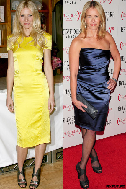 Gwyneth Paltrow - Chelsea Handler - Chelsea Lately - Gwyneth Paltrow turns the airwaves blue on US chat show - Marie Claire - Marie Claire UK