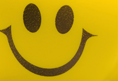 Happiness - happy face - smile