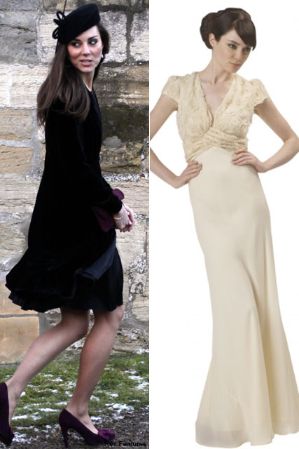 Kate Middleton - Sophie Cranston to design Kate Middleton?s wedding dress? - Sophie Cranston - Kate Middleton Wedding Dress - Royal Wedding - Marie Claire - Marie Claire UK