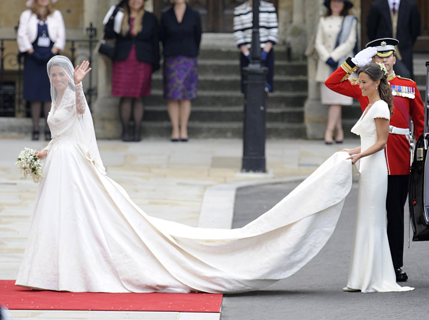 Royal wedding dresses the most iconic and dreamy gowns ever royal wedding in pictures junglespirit Images