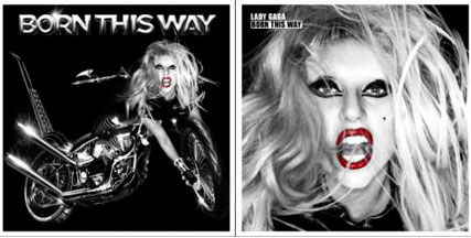 Lady Gaga - FIRST LOOK! Lady Gaga?s Born This Way album cover revealed! - Born This Way - Lady Gaga Born This Way - Lady Gaga Born This Way - Marie Claire - Marie Claire UK