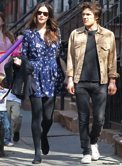 Liv Tyler Theo Wenner - Revealed! Liv Tyler?s new love interest - Liv Tyler - Theo Wenner - Marie Clarie - Marie Claire UK