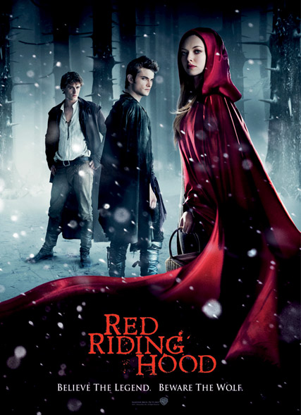 Red Riding Hood - Red Riding Hood Premiere - Amanda Seyfried - Marie Claire - Marie Claire UK