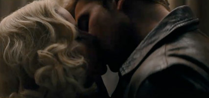Robert Pattinson and Reese Witherspoon - Water for Elephants, trailer, preview, steamy, scene, film, celebrity, Marie Claire