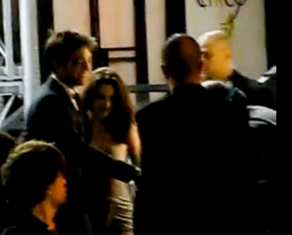 Robert Pattinson and Kristen Stewart - Robert Pattinson and Kristen Stewart spotted kissing after Water For Elephants premiere - Robert Pattinson Kristen Stewart Kissing - Robert Pattinson Kristen Stewart - Robert Pattinson - Kristen Stewart - Marie Clair