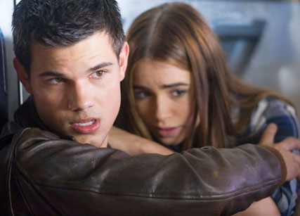 Taylor Lautner - Taylor Lautner lands the lead in Michael Bay action movie - Michael Bay - Twilight - Twilight Taylor Lautner - Breaking Dawn - Abduction - Incaceron - Taylor Lautner pictures - Celebrity News - Marie Claire - Marie Claire UK
