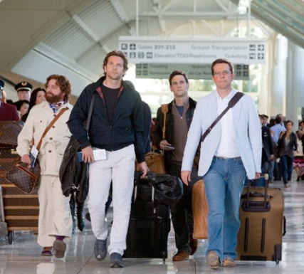 The Hangover 2 - FIRST LOOK! Brand new Hangover 2 pictures - The Hangover - Hangover 2 - Hangover 2 Trailer - Trailer - Bradley Cooper - Celebrity News - Marie Claire - Marie Clarie UK