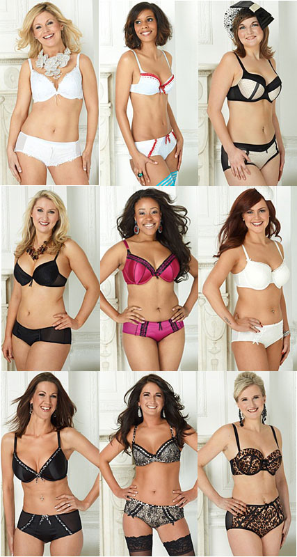 Ultimo Real Women Campaign