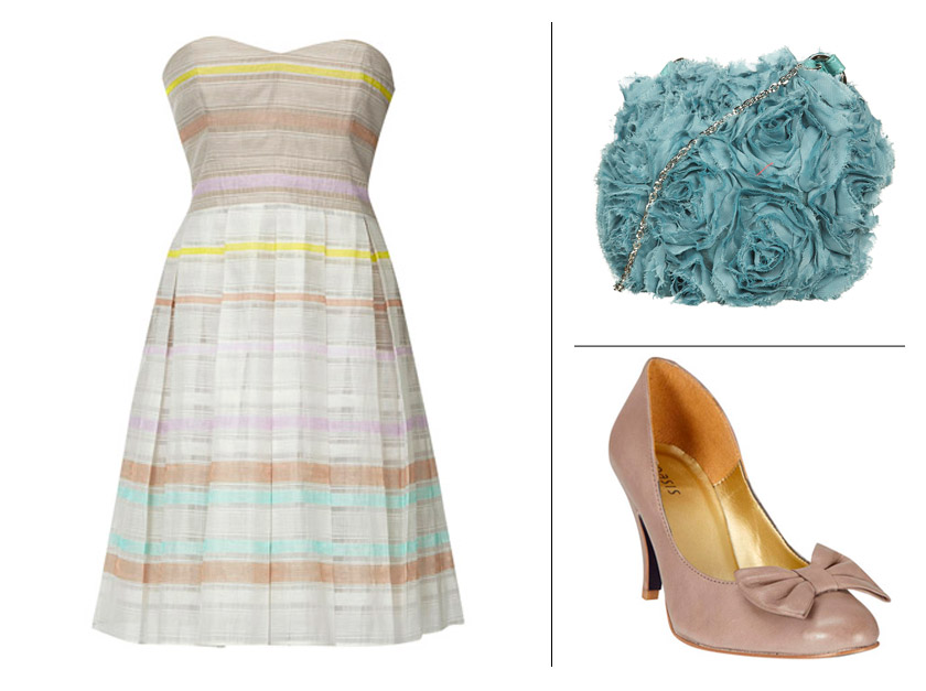 Wedding Guest Outfits - shopping, what to wear to a wedding, style, dresses, shoes, bags, accessories, style, fashion, Marie Claire