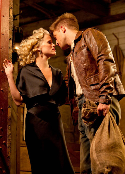 Water For Elephants - Robert Pattinson - Reese Witherspoon - Marie Claire - Marie Claire UK