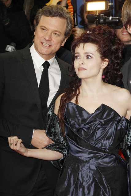Colin Firth Helena Bonham Carter