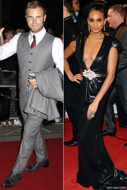Gary Barlow Alesha Dixon - Gary Barlow confirmed for UK X Factor - Gary Barlow X Factor - UK X Factor - X Factor - Marie Clarie - Marie Claire UK