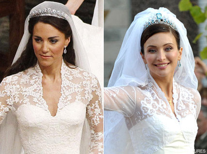 Kate Middletons Wedding Dresses.Was Kate Middleton Inspired By Belgian Royal Wedding Dress
