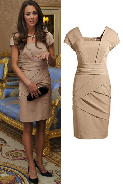 Kate Middleton - Kate Middleton's Reiss Dress - Kate Middleton Reiss - Kate Middleton Dress - The Duchess of Cambridge - Prince William - Kate Middleton Style - Marie Clarie - Marie Clarie UK