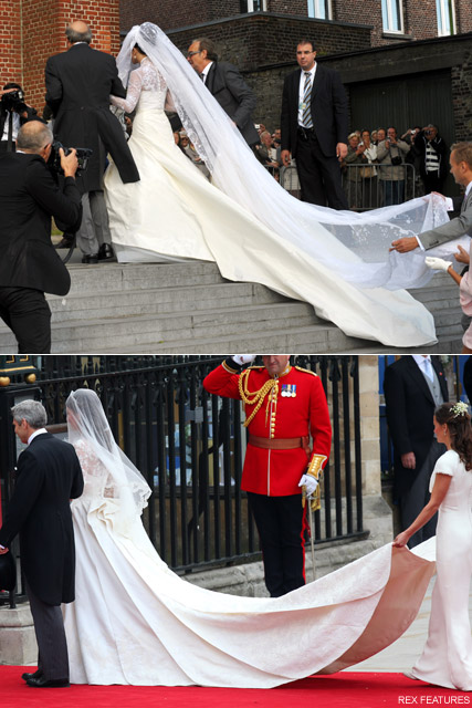Kate Middleton Isabella Orsini - Kate Middleton -Isabella Orsini - Kate Middleton?s royal wedding dress inspiration REVEALED! - Kate Middleton Wedding dress - Kate Middleton copies - Copycat Kate - Royal Wedding dress - Marie Claire - Marie Claire UK