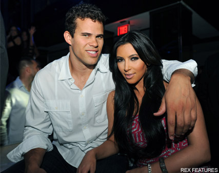 Kim Kardashian - Kim Kardashian engaged! - Kim Kardashian Kris Humphries - Kris Humphries - Engaged - Marie Claire - Marie Claire UK