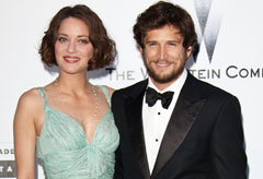 Marion Cotillard and Guillaume Canet - Baby joy for Marion Cotillard! - Celebrity News - Marie Claire