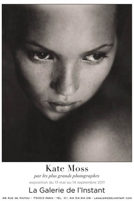 Kate Moss exhibition