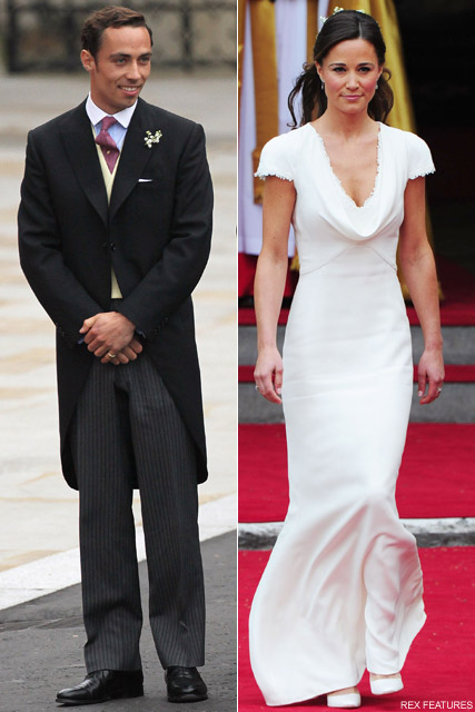 Pippa Middleton James Middleton - Pippa Middleton - James Middleton - Kate Middleton - Pippa Middleton?s family take legal action over racy pictures - Pippa Middleton photos - Marie Claire - Maire Clarie UK