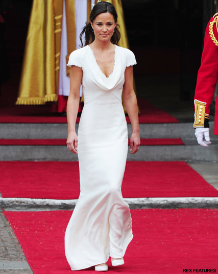Pippa Middleton - Who wore it best: Cameron VS. Pippa - Cameron Diaz - Pippa Middleton - Pippa Middleton Dress - Marie Claire - Marie Clarie UK