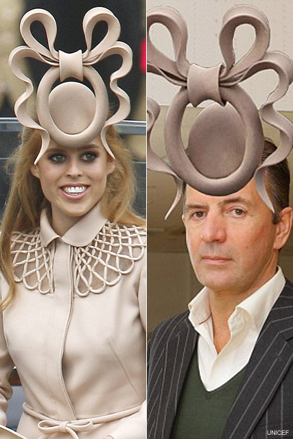 Princess Beatrice - Dragon Duncan Bannatyne bids for Princess Bea