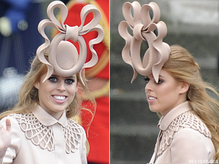 Princess Beatrice- Philip Treacy defends Princess Beatrice