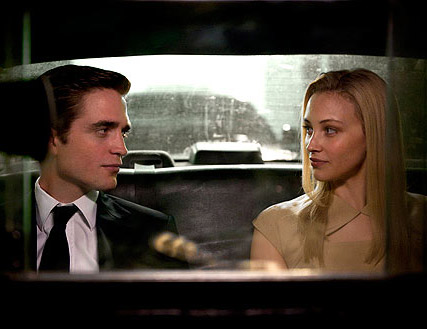 Robert Pattinson - FIRST LOOK! RObert Pattinson in Cosmopolis - Sarah Gadon - Robert Pattinson Cosmopolis - Cosmipolis - Marie Claire - Marie Claire UK