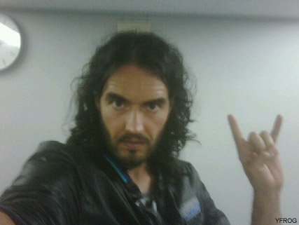 Russell Brand - Russell Brand deported from Japan - Russell Brand deported - Russell Brand Katy Perry - Katy Perry - Marie Clarie - Marie Clarie UK