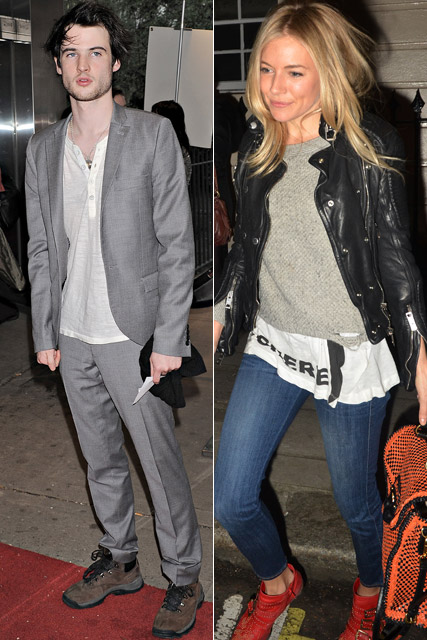 Sienna Miller Tom Sturridge - Sienna Miller dating Tom Sturridge - Sienna Miller dating R-Patz? pal Tom Sturridge? - Sienna Miller Robert Pattinson - Sienna Miller - Tom Sturridge - Robert Pattinson - Marie Claire - Marie Clarie UK