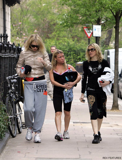 Tracy Anderson - Cheryl Cole hires celebrity trainer Tracy Anderson - Tracy Anderson Cheryl Cole - Cheryl Cole diet - Marie Claire - Marie Clarie UK