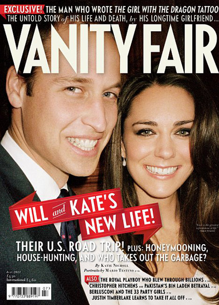Prince William and Kate Middleton - Prince William - Kate Middleton - Vanity Fair - Prince William Kate Middleton Vanity Fair - Marie Claire - Marie Claire UK