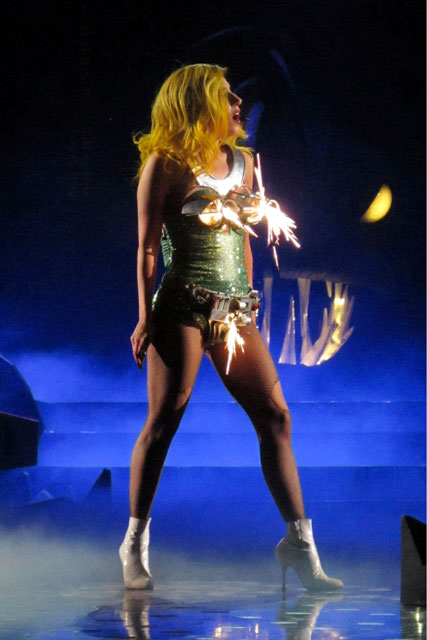 Lady Gaga tour