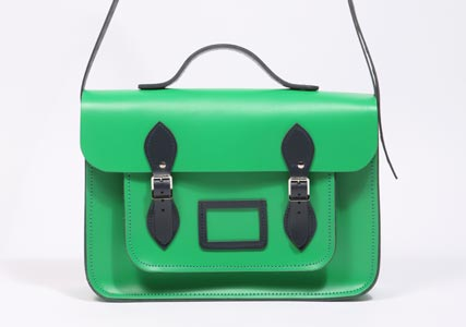 Cambridge Satchel crop