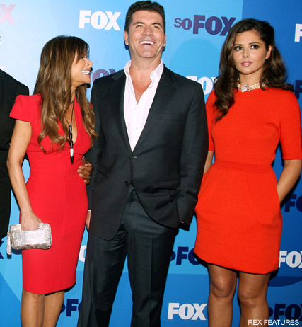 Cheryl Cole - Cheryl Cole axed from American X Factor - Cheryl Cole