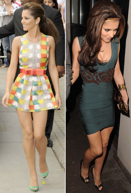 Cheryl Cole ASOS dress auction