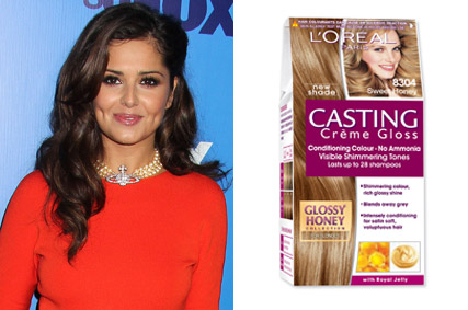 Cheryl Cole - All the details: Cheryl Cole?s blonde new ?do - Cheryl Cole hair - Cheryl Cole blonde hair - Cheryl Cole new hair - Marie Claire - Marie Claire UK