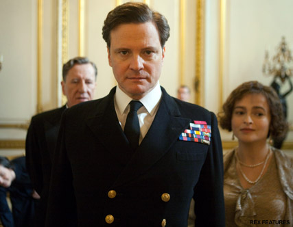 Colin Firth - Colin Firth nominated for Knighthood? - The King