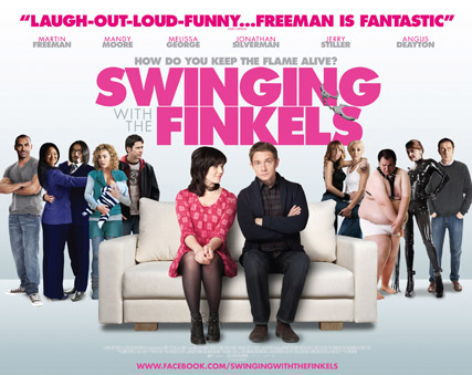 Swinging With The Finkels - Twitter Competition - Marie Claire - Marie Clarie UK